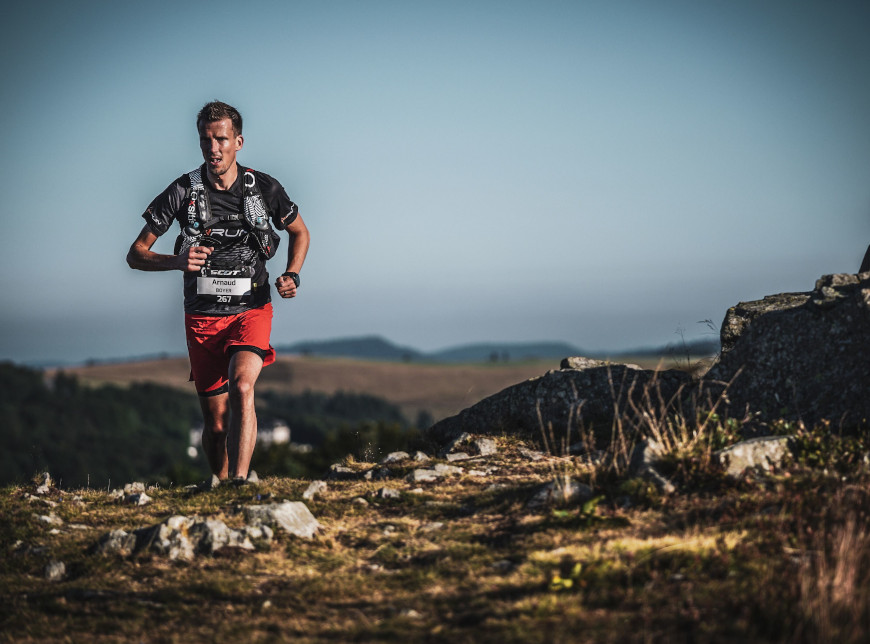Arnaud Boyer - Team Bernina - Running/Trail